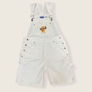 Winnie The Pooh Disney Vintage Overall shorts